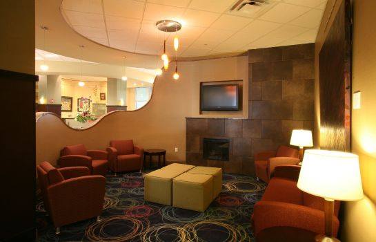 Hotelhalle Holiday Inn OMAHA DOWNTOWN-AIRPORT