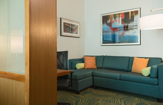 Suite SpringHill Suites Nashville Vanderbilt/West End