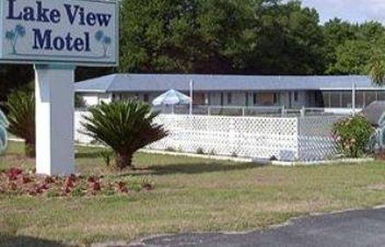 Exterior view Lake View Motel
