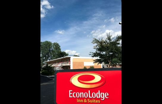 Exterior view Econo Lodge Milan