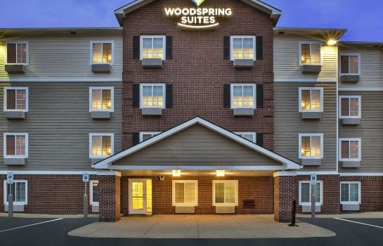 Vista esterna WOODSPRING SUITES GRAND RAPIDS