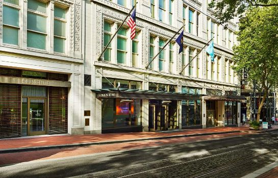 Außenansicht Portland  a Luxury Collection Hotel The Nines