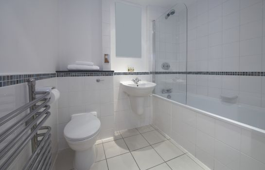 Bagno in camera Marlin Apartments Limehouse