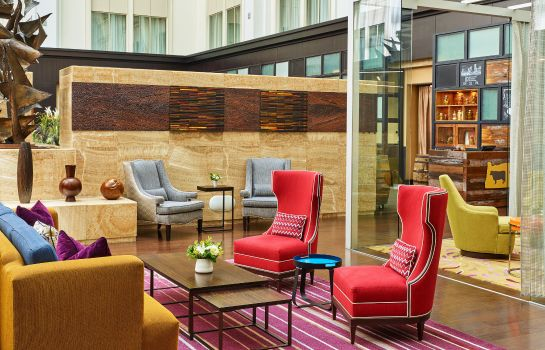 Hotelhalle Portland  a Luxury Collection Hotel The Nines