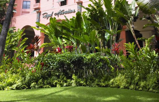 Vue extérieure The Royal Hawaiian a Luxury Collection Resort Waikiki