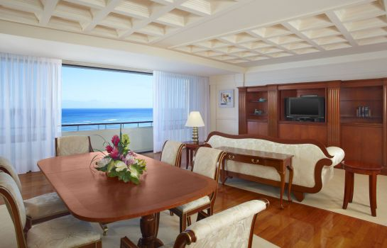 Suite The Royal Hawaiian a Luxury Collection Resort Waikiki