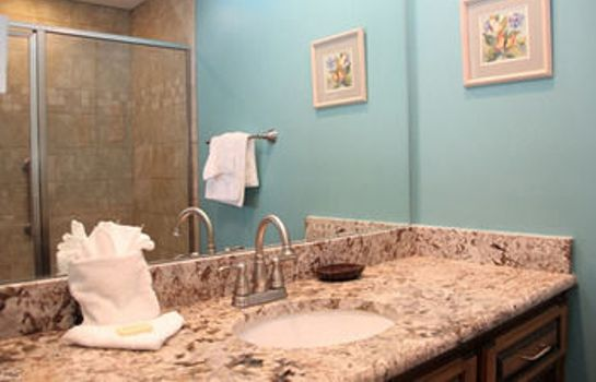 Cuarto de baño Sugar Beach by Sugar Sands Realty