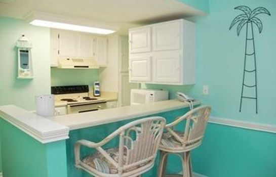 Cocina en la habitación Sugar Beach by Sugar Sands Realty