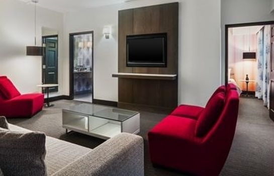 Zimmer Le Meridien Dallas by the Galleria