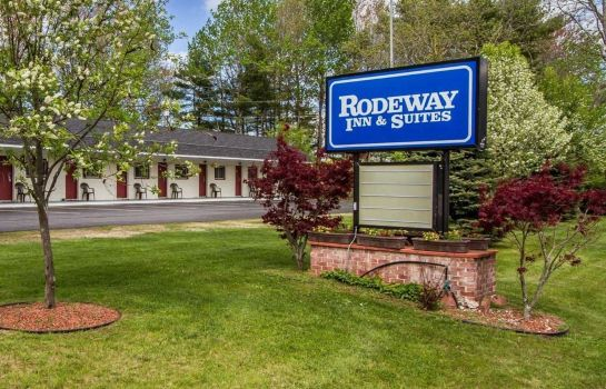Vista esterna Rodeway Inn and Suites
