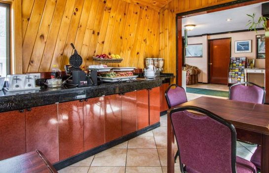 Restaurant RODEWAY INN AND SUITES