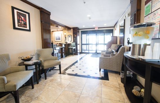 Hall de l'hôtel Staybridge Suites AUSTIN AIRPORT