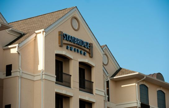 Außenansicht Staybridge Suites CHARLESTON-ASHLEY PHOSPHATE