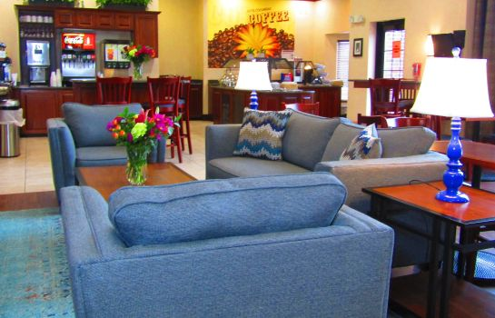 Hotelhalle Staybridge Suites ROCHESTER UNIVERSITY