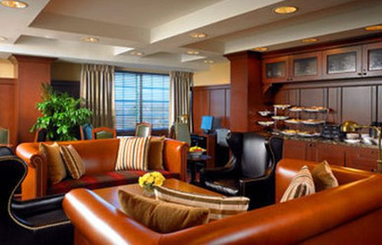 Bar del hotel Sheraton Houston West Hotel