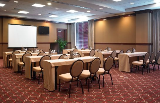 Sala de reuniones Sheraton Houston West Hotel