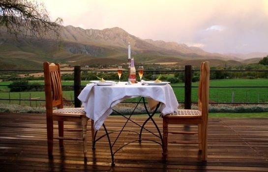 Restaurant Swartberg Country Manor