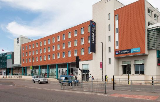 Exterior view TRAVELODGE GLOUCESTER