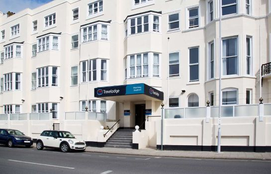 Außenansicht TRAVELODGE WORTHING SEAFRONT