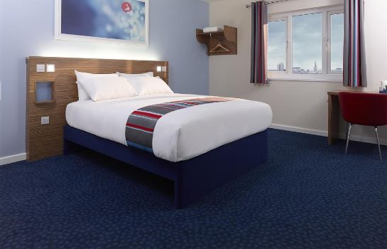 Zimmer TRAVELODGE LONDON CENTRAL SOUTHWARK