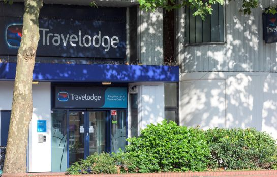 Exterior view TRAVELODGE KINGSTON UPON THAMES CENTRAL
