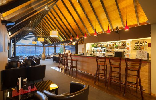 Bar de l'hôtel Aspen Hotel Queenstown