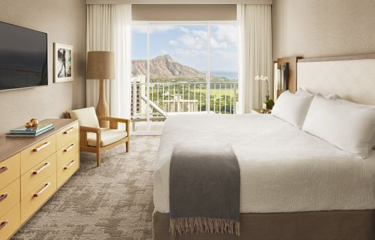 Suite Alohilani Resort Waikiki Beach
