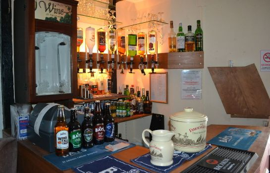 Bar del hotel The Sandpiper Guest House