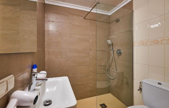 Bagno in camera Hotel More