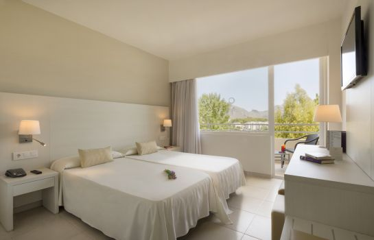 Chambre double (standard) Fergus Style Pollensa Park Spa