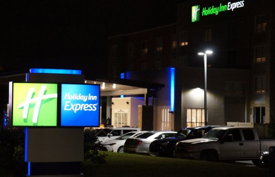 Außenansicht Holiday Inn Express CHESAPEAKE - NORFOLK