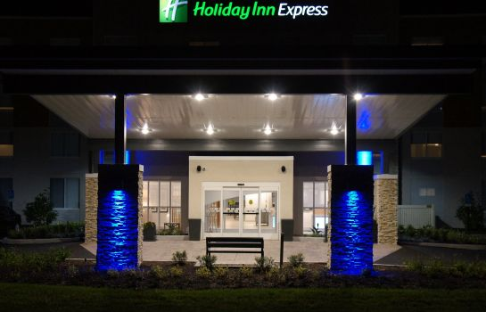 Vue extérieure Holiday Inn Express CHESAPEAKE - NORFOLK