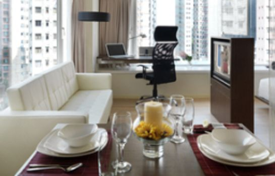 Chambre FRASER SUITES HONG KONG