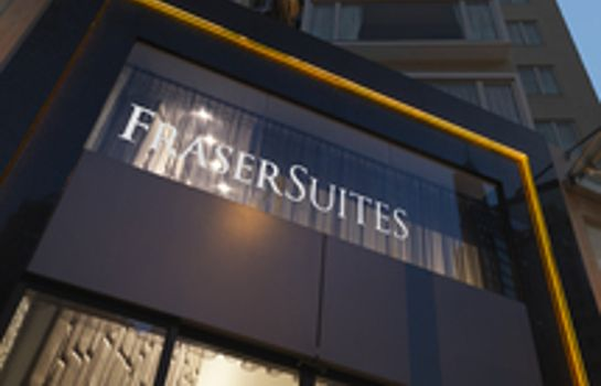 Exterior view FRASER SUITES HONG KONG