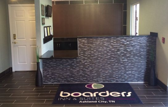 Hotelhalle Boarders Inn Ashland City