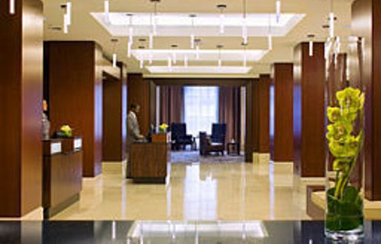Lobby The Westin Book Cadillac Detroit