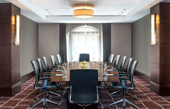 Conference room The Westin Book Cadillac Detroit