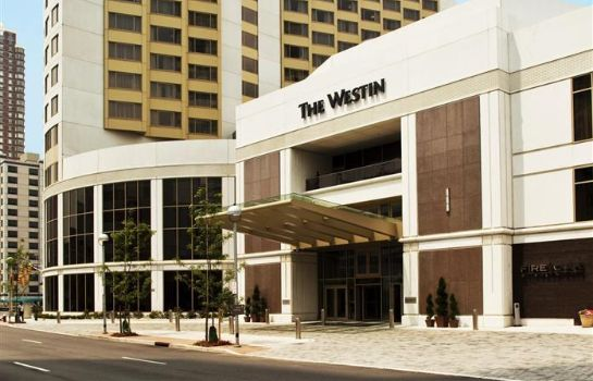 Exterior view The Westin Jersey City Newport