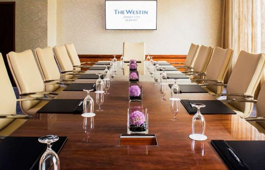 Sala de reuniones The Westin Jersey City Newport