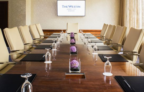 Congresruimte The Westin Jersey City Newport