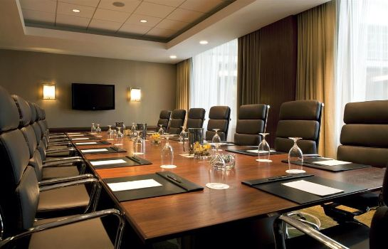Conference room The Westin Jersey City Newport