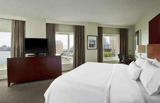 Room The Westin Jersey City Newport
