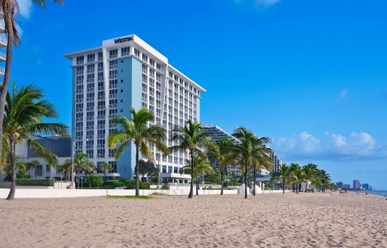 Exterior view The Westin Fort Lauderdale Beach Resort
