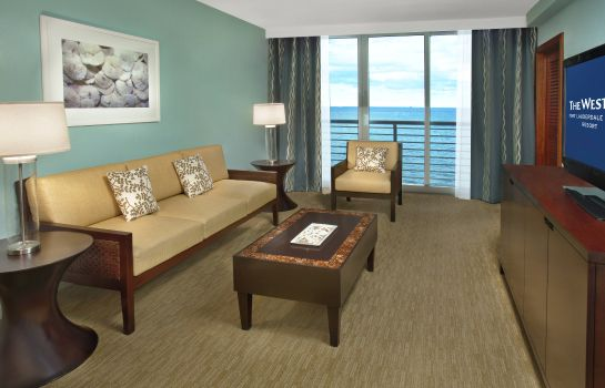 Suite The Westin Fort Lauderdale Beach Resort