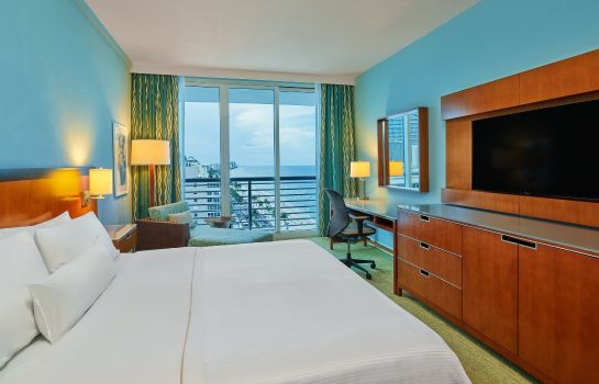Kamers The Westin Fort Lauderdale Beach Resort