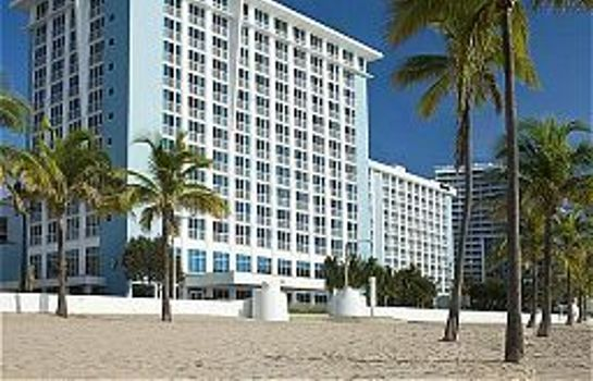 Buitenaanzicht The Westin Fort Lauderdale Beach Resort