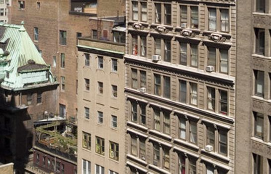 Exterior view Holiday Inn NEW YORK CITY - WALL STREET