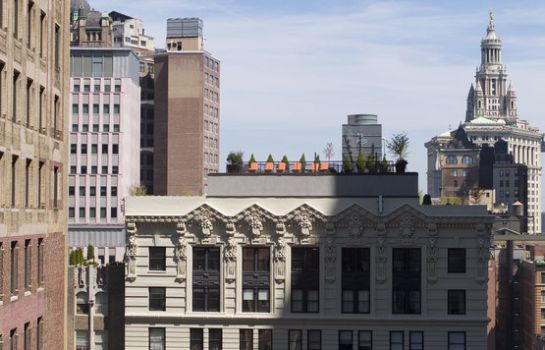 Vue extérieure Holiday Inn NEW YORK CITY - WALL STREET