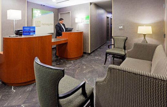 Hall de l'hôtel Holiday Inn NEW YORK CITY - WALL STREET
