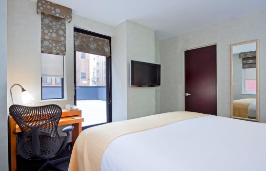 Suite Holiday Inn NEW YORK CITY - WALL STREET